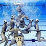 I meeting di nuoto sincronizzato